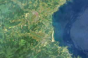 2007年の小泉地区